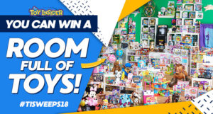 Win a Room Full of Toys!