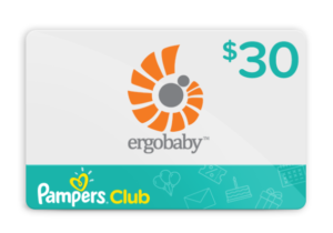 Join Pampers Club And Get a $30 Promo Code For ErgoBaby