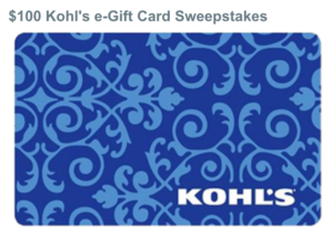 Win a $100 Kohl's Gift Card From The Beat