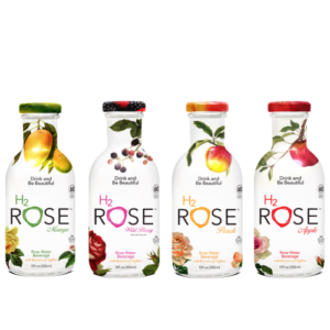 Get a Voucher For (3) Free H2rOse Water Beverage Bottles