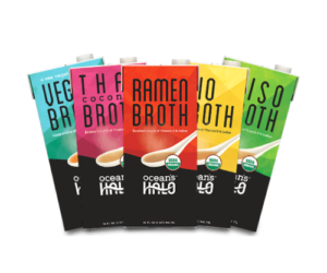 Free Ocean's Halo Vegan Broth